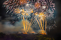The Virgin Money Fireworks concert concludes the Edinburgh International Festival.