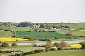 Northamptonshire countryside, England.