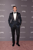 LOS ANGELES, CA - NOVEMBER 04: Armie Hammer at the 2017 LACMA Art + Film Gala Honoring Mark Bradford And George Lucas at LACMA on November 4, 2017 in Los Angeles, California. <br /> CAP/MPI/DE<br /> &copy;DE/MPI/Capital Pictures