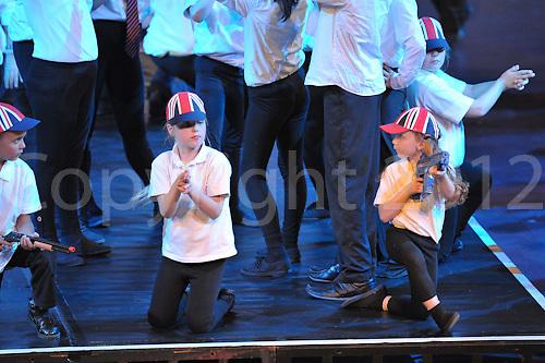 Theatretrain  23rd September 2012  Licence To Thrill  Royal Albert Hall