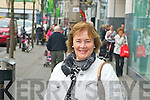 Anne Ferris, Tralee..The shops are quite competitive in the town centre and it's important to shop local to keep the businesses open.