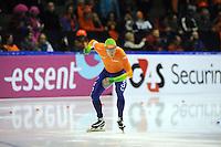 SCHAATSEN: HEERENVEEN: Thialf, Essent ISU World Cup, 02-03-2012, 500m Men, Stefan Groothuis (NED), ©foto: Martin de Jong