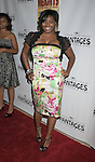 "HOLLYWOOD, CA. - June 23: Shar Jackson arrives at Broadway LA Presents: ""In The Heights"" - Opening Night at the Pantages Theatre on June 23, 2010 in Hollywood, California.."