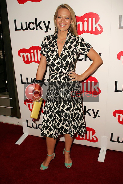 Jeri Ryan<br />at the Lucky Magazine LA Shopping Guide Party. Milk, West Hollywood, CA. 08-10-06<br />Dave Edwards/DailyCeleb.com 818-249-4998