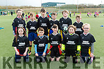 Community Games Tag Rugby at the IT Tralee on Sunday. Pictured Listowel
