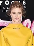 LOS ANGELES, CA - APRIL 18: Actress Mackenzie Davis attends the Premiere Of Focus Features' 'Tully' at Regal LA Live Stadium 14 on April 18, 2018 in Los Angeles, California.