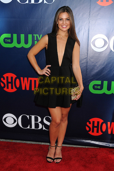 17 July 2014 - West Hollywood, California - Danielle Campbell. CBS, CW, Showtime Summer Press Tour 2014 held at The Pacific Design Center. <br /> CAP/ADM/BP<br /> &copy;Byron Purvis/AdMedia/Capital Pictures