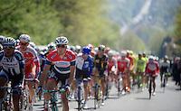 Dutch Champion Johnny Hoogerland (NLD/AndroniGiocattoli-Venezuela)<br /> <br /> Brabantse Pijl 2014