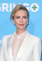 LOS ANGELES, CA - MARCH 6: Charlize Theron at the Woled Premiere of Gringo at L.A. Live Regal Cinemas in Los Angeles, California on March 6, 2018. <br /> CAP/MPIFS<br /> &copy;MPIFS/Capital Pictures