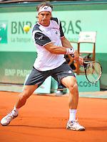 David FERRER - 08.06.2012 - Roland Garros 2012 -
