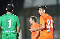 2012.08.11 Siena. Italia. Fotos partido Siena v Real Sociedad