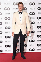 LONDON, UK. September 05, 2018: Jeremy Northam at the GQ Men of the Year Awards 2018 at the Tate Modern, London