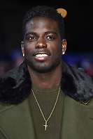 "Marcel Somerville<br /> arriving for the ""Blue Story"" premiere at the Curzon Mayfair, London.<br /> <br /> ©Ash Knotek  D3534 14/11/2019"