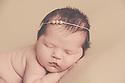 Olivia at 7 days old Newborn Session