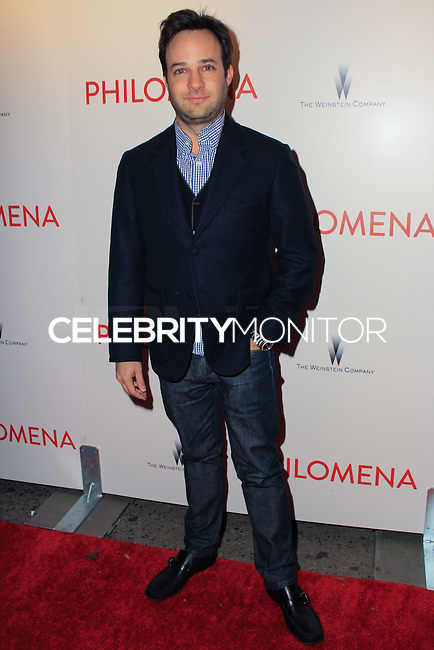 """NEW YORK, NY - NOVEMBER 12: Danny Strong at the New York Premiere Of The Weinstein Company's """"Philomena"""" held at Paris Theater on November 12, 2013 in New York City. (Photo by Jeffery Duran/Celebrity Monitor)"""