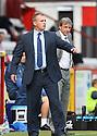 Stevenage manager Gary Smith.  Stevenage v Shrewsbury Town - npower League 1 -  Lamex Stadium, Stevenage - 1st September, 2012. © Kevin Coleman 2012.