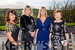 At the Annual Ladies Luncheon in aid of MS branch Tralee/West Kerry Branch at Ballyroe Heights Hotel on Sunday were l-r  Kay O'Halloran, Noreen Walsh, Dawn O'Hara and Mary O'Hara