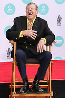 HOLLYWOOD, LOS ANGELES, CA, USA - APRIL 12: Jerry Lewis at the Jerry Lewis Hand And Footprint Ceremony during the 2014 TCM Classic Film Festival held at the TCL Chinese Theatre IMAX on April 12, 2014 in Hollywood, Los Angles, California, United States. (Photo by Xavier Collin/Celebrity Monitor)