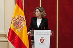 Queen Letizia of Spain attends the VIII Justice and Disability Awards in Madrid, Spain. December 01, 2015. (ALTERPHOTOS/Victor Blanco)