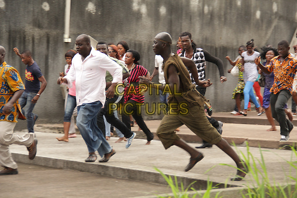 Abdoul Karim Konate<br /> in Run (2014) <br /> *Filmstill - Editorial Use Only*<br /> CAP/NFS<br /> Image supplied by Capital Pictures