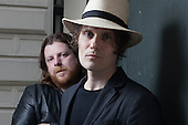 Sep 07, 2015: THE FRATELLIS - Photosession in Paris France