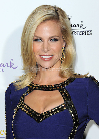 PASADENA, CA - JANUARY 8:  Brooke Burns at the Hallmark Channel and Hallmark Movies & Mysteries Winter 2015 TCA Press Tour at Tournament House on January 8, 2015 in Pasadena, California. Credit: PGSK/MediaPunch