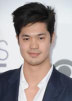 www.acepixs.com<br /> <br /> January 18 2017, LA<br /> <br /> Ross Butler arriving at the People's Choice Awards 2017 at the Microsoft Theater on January 18, 2017 in Los Angeles, California.<br /> <br /> By Line: Peter West/ACE Pictures<br /> <br /> <br /> ACE Pictures Inc<br /> Tel: 6467670430<br /> Email: info@acepixs.com<br /> www.acepixs.com