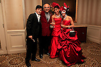 """BEVERLY HILLS - OCT 19: Ivan Amodei, Jessie Altamirano at the """"Intimate Illusions"""" headliner Ivan Amodei's 400th show celebration at the Beverly Wilshire Hotel on October 19, 2013 in Beverly Hills, California"""