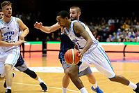 GRONINGEN - Basketbal, Donar - Pristina, voorronde Champions League, seizoen 2018-2019, 22-09-2018,  Donar speler Jason Dourisseau