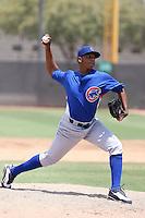 Alvido Jimenez - 2012 AZL Cubs (Bill Mitchell)