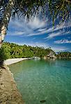 Beach at Temintoi, Triton Bay, Papua