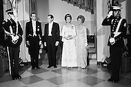 26 Jan 1971, Washington, DC, USA --- Juan Carlos of Spain Attending Gala at White House --- Image by © JP Laffont