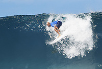 USA's Kelly Slater.<br /> 2017 Billabong Pipe Masters, Oahu, Hawaii, USA. World Surf League (WSL). Monday 18 December 2017. &copy; Copyright photo: Andrew Cornaga / www.photosport.nz