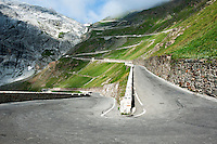 Passes; Italy; Italia; Passo dello Stelvio; The stelvio Pass; Stilfser Joch; Prad; Bormio; Mountain road