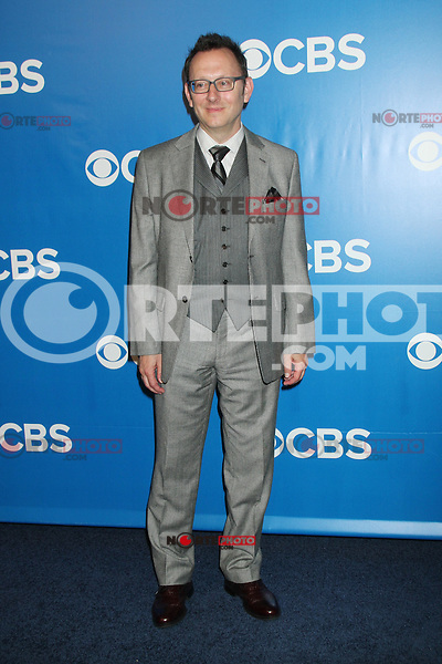 Michael Emerson at the 2012 CBS Upfront at The Tent at Lincoln Center on May 16, 2012 in New York City. ©RW/MediaPunch Inc.