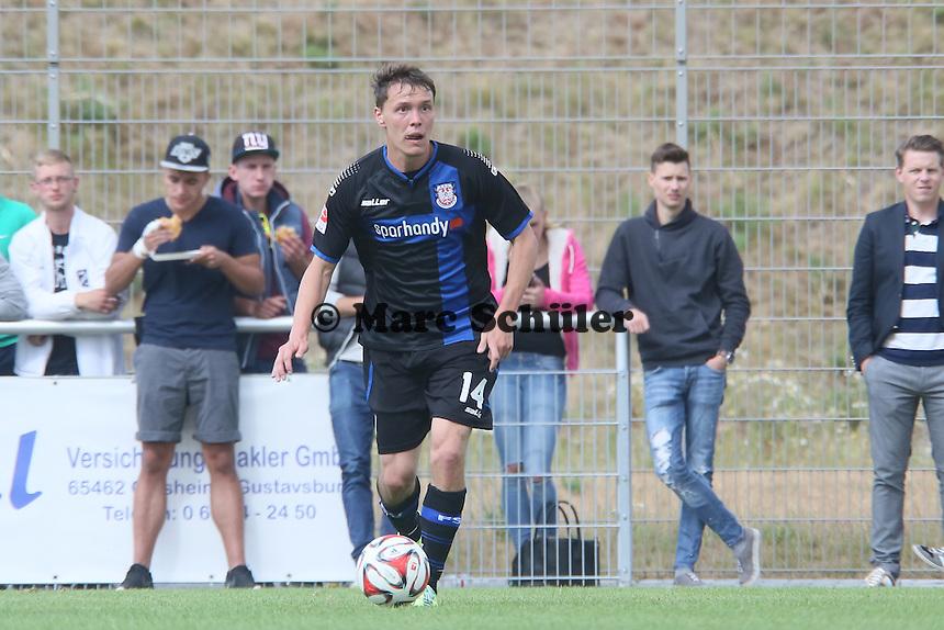 Alexander Bittroff (FSV) - VfB Ginsheim vs. FSV Frankfurt