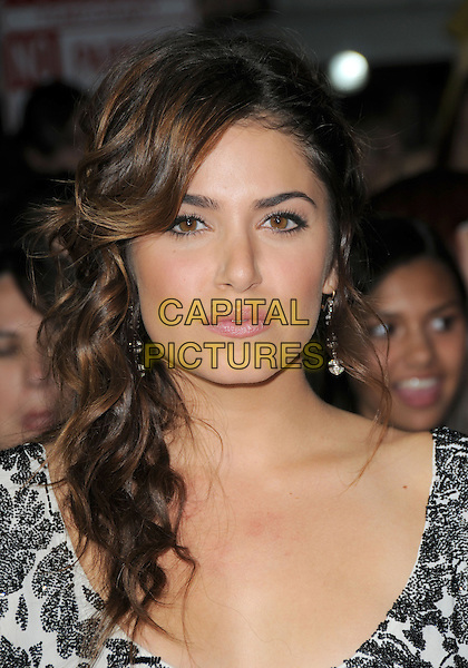 "NIKKI REED .Premiere of ""Twilight"" held at The Mann's Village Theatre in Westwood, California, USA..November 17th, 2008.headshot portrait .CAP/DVS.©Debbie VanStory/Capital Pictures."