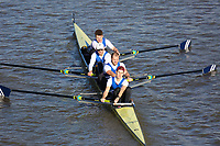 Crew: 270  QBC (B)  Quintin BC (L Waite)  4+ Chall<br /> <br /> Fours Head of the River 2018<br /> <br /> To purchase this photo, or to see pricing information for Prints and Downloads, click the blue 'Add to Cart' button at the top-right of the page.
