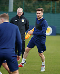 09.10.2018 Scotland training, Oriam: Stephen O'Donnell