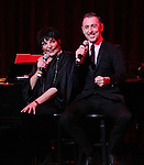 during the Liza & Alan Concert at Town Hall in New York City on 3/13/2013. Nightlife impresario Daniel Nardicio brings Liza Minnelli and Alan Cumming to the Manhattan stage for the first time in celebration of her 67th Birthday..