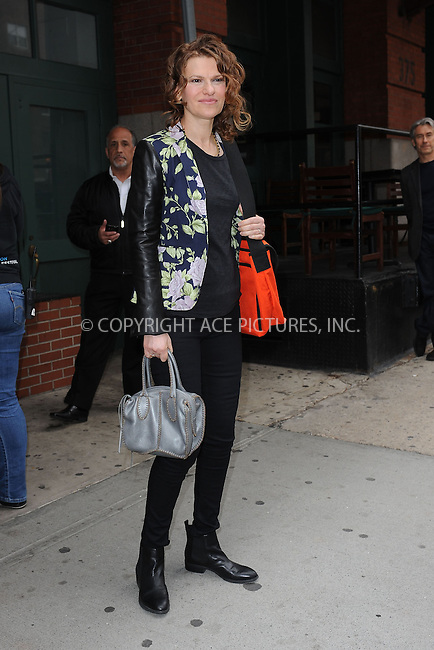 WWW.ACEPIXS.COM . . . . . .April 18, 2013...New York City....Sandra Bernhard at a lunch for the Tribeca Film Festival on April 18, 2013 in New York City ....Please byline: KRISTIN CALLAHAN - ACEPIXS.COM.. . . . . . ..Ace Pictures, Inc: ..tel: (212) 243 8787 or (646) 769 0430..e-mail: info@acepixs.com..web: http://www.acepixs.com .