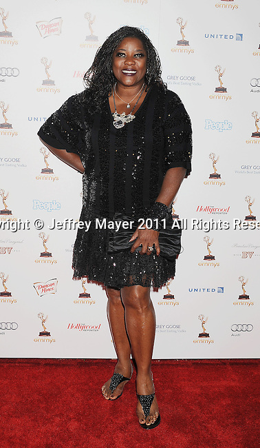 WEST HOLLYWOOD, CA - SEPTEMBER 16: Loretta Devine attends the 63rd Annual Emmy Awards Performers Nominee Reception held at the Pacific Design Center on September 16, 2011 in West Hollywood, California.