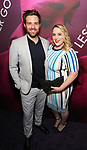 "Ben Rappaport and Megan Kane attends the Broadway Opening Night Performance for ""Children of a Lesser God"" at Studio 54 Theatre on April 11, 2018 in New York City."