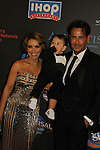 Ricky Paull Goldin and family - His new son at the 38th Annual Daytime Entertainment Emmy Awards 2011 held on June 19, 2011 at the Las Vegas Hilton, Las Vegas, Nevada. (Photo by Sue Coflin/Max Photos)