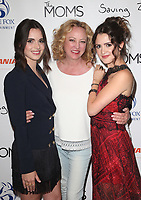 10 July 2019 - West Hollywood, California - Vanessa Marano, Virginia Madsen, Laura Marano. The Makers of Sylvania host a Mamarazzi event held at The London Hotel. Photo Credit: Faye Sadou/AdMedia