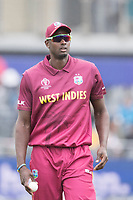 Jason Holder (West Indies) during South Africa vs West Indies, ICC World Cup Warm-Up Match Cricket at the Bristol County Ground on 26th May 2019
