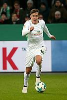 06.02.2018, Bay - Arena, Leverkusen, GER, DFB-Pokal, Bayer 04 Leverkusen vs Werder Bremen<br /> , <br />Max Kruse (Bremen) *** Local Caption *** © pixathlon<br /> Contact: +49-40-22 63 02 60 , info@pixathlon.de