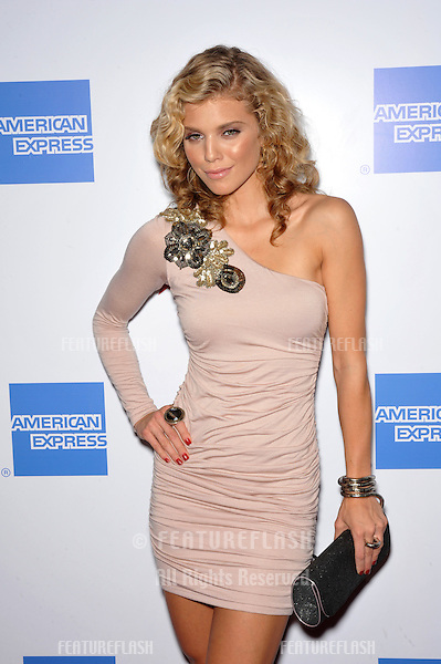 AnnaLynne McCord at the Macy's Passport 2009 Fashion Show at Barker Hanger, Santa Monica Airport..The annual event raises funds for HIV/AIDS organizations..September 24, 2009  Santa Monica, CA.Picture: Paul Smith / Featureflash