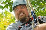 UK celeb Bill Bailey is a sporting patrom of Seram Canopy Safaris.