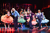 "Stephen Matthews and Gerard Horan<br /> appear in ""Strictly Ballroom the musical"" at the Piccadilly Theatre, London<br /> <br /> ©Ash Knotek  D3396  17/04/2018"